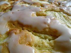 Rührteig Apfelkuchen vom Blech