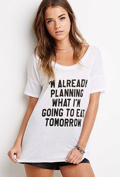 Not very wintery but oh well. Graphic Tees | WOMEN | Forever 21