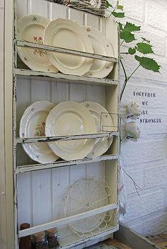 1000 Ideas About Plate Racks On Pinterest Plates Apron