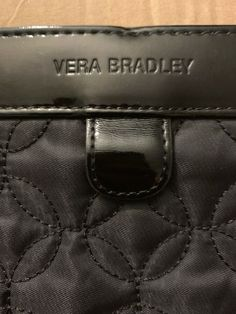 Vera Bradley Black Quilted Clutch Bag #Ad , #AFF, #Black#Bradley#Vera Buttery Biscuits, Black Quilt, Clutch Bag, Vera Bradley, Satchel, Best Deals, Bags, Handbags, Black Comforter