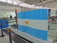 Argentina flag -- in Legos Flickr