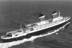 Open Seas! SS United States