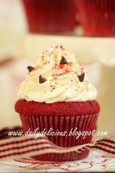 Red Velvet Cupcake: