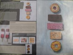 Charlotte - Artist research Harlington Upper School