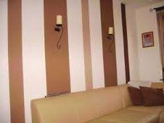 bildergebnis fr wohnzimmer wand streifen - Wandstreifen