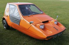 Defend your favourite: two-seater bubble cars