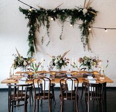 Bridal luncheon #BridalParty #tablesetting #tablescape