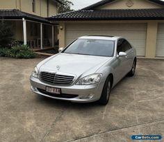 Mercedes Benz S320CDI Car Luxury Sedan Diesel S320 CDI Motor Vehicle Merc #mercedesbenz #s320cdi #forsale #australia