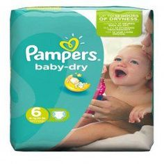 Pampers Baby Dry Couches Taille 5 Junior 11 25kg Giga Pack 216