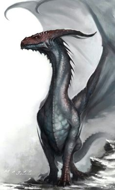 I wish I saw this dragon when I was getting my dragon tattoo done! Dragon by andrew-mayer - CGHUB Fantasy Wesen, 3d Fantasy, Magical Creatures, Fantasy Creatures, Dragon Medieval, Cool Dragons, Dragon's Lair, Dragon Artwork, Dragon Pics
