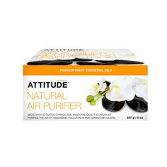 ATTITUDE Nature+ Air Purifier Passion Fruit - Synthetic fragrances and perfumes contain more than a hundred chemical compounds, many of which may Attitude, Natural Air Purifier, Vitamins For Women, Air Pollution, Natural Essential Oils, E Bay, Biodegradable Products, Natural Health, Plant Based