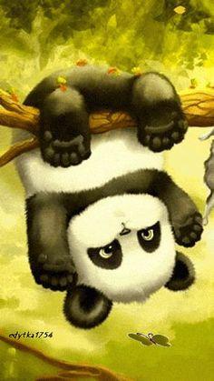 Panda art Halloween Makeup halloween and makeup Niedlicher Panda, Panda Love, Kung Fu Panda, Panda Wallpapers, Cute Wallpapers, Cute Animal Drawings, Cute Drawings, Cute Panda Wallpaper, Bear Art