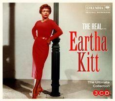 The Real... Eartha Kitt [Sony Music] [CD]