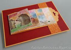 Funkelbazis Bastelstübchen: Geburtstagskarte für eine kleine Prinzessin...