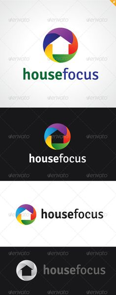 House Focus Logo #GraphicRiver 1. This logo design for home services business,home and family ,distribution company,real estate,photography, architectural photography 2. Excellent logo,simple and unique. 3. Fully editable with .ai and .eps format. Font used : Signika Created: 31October12 GraphicsFilesIncluded: VectorEPS #AIIllustrator Layered: No MinimumAdobeCSVersion: CS4 Resolution: 590x1500 Tags: camera #finance #financial #focus #home #house #lens #photo #photography #portfolio #property…