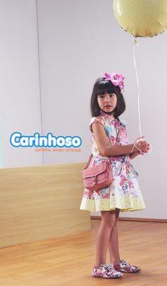 Fofura e Sweet Style em forma de roupa linda! <3 #CarinhosoRoupas #FashionComCarinho