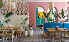 By any yardstick, Nic Haarhoff and his partners are building a tasty little F+B empire for themselves in South Africa, delivering a well-designed mix of Mexican concept eateries in equally charming settings. The latest outpost of their El Burro brand i...