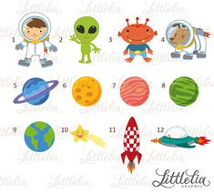 **INSTANT DOWNLOAD** **BUY 3 GET 1 FREE**  Here you will find 12 clipart elements  You will be receiving files as below: 1 zip file that contain 12 separated 300 dpi PNG with transparent background, measurement approx. 6 inch 1 zip EPS file (open for most design program such as illustrator or Corel draw)  This is digital product that can be download instantly After received payment, download link will be provided to you   My clipart are cute for scrapbooking, album, photo, party theme, party…