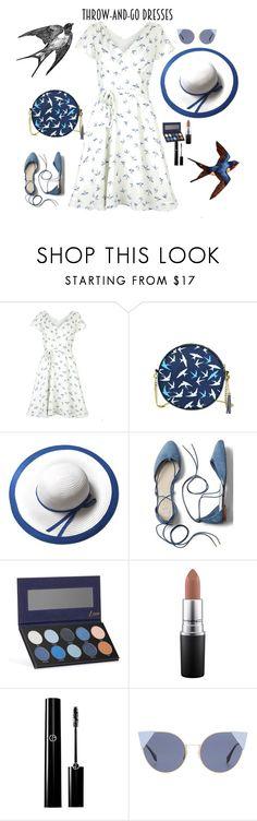 """""""Free like sallow"""" by claire86-c ❤ liked on Polyvore featuring Palava, Gap, Luxie, MAC Cosmetics, Fendi, contest, summerstyle, contestentry, endofsummer and easydresses"""