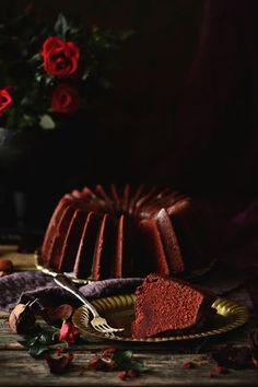 Chocolate and Beet Bundt Cake