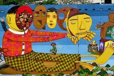 Provos.Brasil: Gustavo e Otávio - os gêmeos grafiteiros - Por Sérgio Coletto