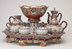 1842 Sèvres Porcelain Factory Breakfast Service