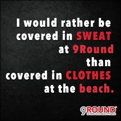 "Focus on change and focus on the fact that your 9Round workout is ONLY 30 minutes -- and when you are working out and sweating your butt off ... this can potentially mean LESS layers at the beach! And if you're NOT a 9Rounder and want to get ""beach ready"" contact us today and ask about our grand-opening special! More info here: https://www.9round.com/fitness/Surrey-BC-x2047 You'll thank us later! Now GET IT DONE!!!!! What are you WAITING FOR!?!? #30MinuteWorkout #TotalBodyTransformation"