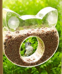 Look at this Cat Window Feeder on #zulily today!