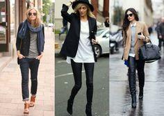 Look casual com blazer