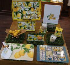 Te gustan los limones?  Agrega un toque fresco en tu hogar con este hermoso diseño.