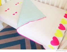 Bondville: Bramwell Designs hip kids bed linen
