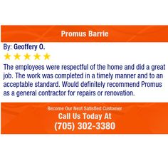 The employees were respectful of the home and did a great job.  The work was completed in...
