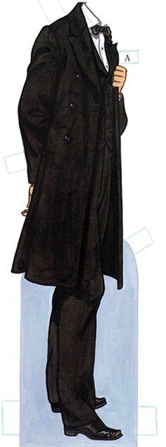lincoln's suit http://www.pinterest.com/susantup/crafts-paper-dolls/