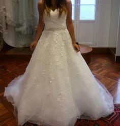 ¡Nuevo vestido publicado!  Luna Novias mod. 7S160B ¡por sólo 800€! ¡Ahorra un 43%!   http://www.weddalia.com/es/tienda-vender-vestido-novia/luna-novias-mod-7s160b/ #VestidosDeNovia vía www.weddalia.com/es