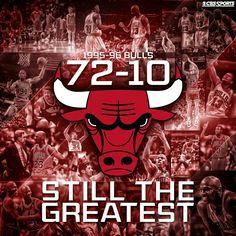 The 72-10 Chicago Bulls