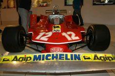 No es un coche de Rallyes, pero es el F1 de Giles Villenueve. FORZA FERRARI.