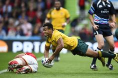 Austràlia 15-6 Gal·les #RWC2015 #AUS vs #WAL #StrongerAsOne #Wallabies vs #iamwales