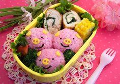 Three little pigs :D