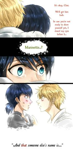 (Miraculous: Tales of Ladybug and Cat Noir) Adrien/Marinette