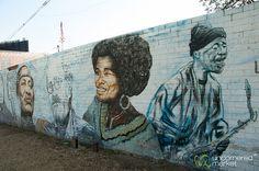 Street Art Portraits of Johannesburg Artists - South Africa Johannesburg Africa, South African Artists, Africa Art, Urban Style, Urban Fashion, Murals, Theory, Mount Rushmore, Graffiti