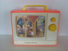https://flic.kr/p/6dL2xG   Fisher Price tv toy 1985
