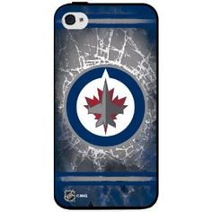 Winnipeg Jets Iphone 4 or 4s Hard Cover Case!