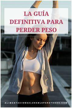 Conoce cómo la alimentación saludable está de tu lado para perder peso definitivamente. #perderpeso #adelgazar #alimentacionsaludable