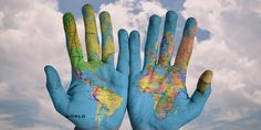 Continents and Oceans Geography Research Book, Study Cards, & Quizzes Volontariat International, International Teaching, International Relations, World Government, World Geography, World Religions, We Are The World, Worlds Of Fun, First World
