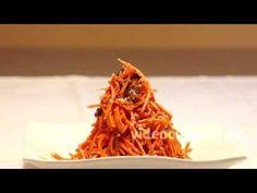 Морковь с Мясом По-Корейски - Рецепт Бабушки Эммы - YouTube