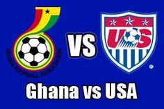 Watch Ghana vs USA game online