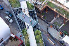 High Line, Section 2 by James Corner Field Operations
