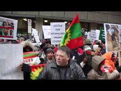 #OromoProtests in Ottawa, Canada Jan. 29,2016