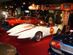 Mach 5 and the 'General Lee'