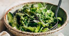 Super Green Detox Salad